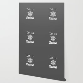 Let it Snow! Wallpaper
