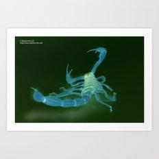 Virdis V Art Print