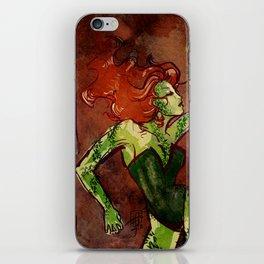 Poison Ivy  iPhone Skin