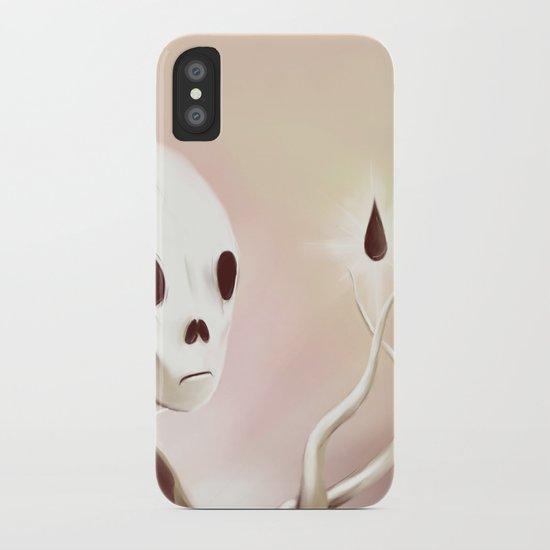 oil worshipper iPhone Case
