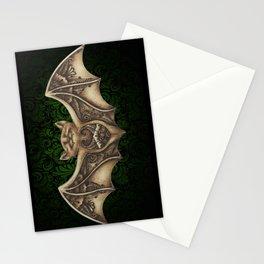 Mishkya the Baby Bat Stationery Cards