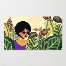 Bayou Girl IV Canvas Print