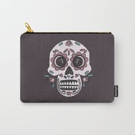 Skull Skill Carry-All Pouch