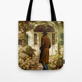 Home was Here. Tote Bag