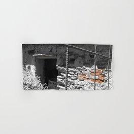 History behind the Fence Hand & Bath Towel