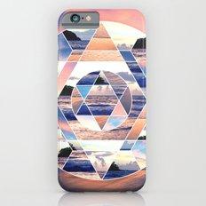 Geometric Ocean Abstract iPhone 6s Slim Case