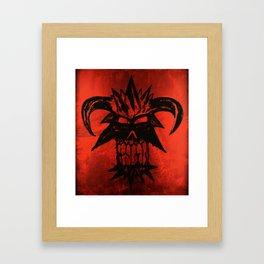 Dethskull Framed Art Print