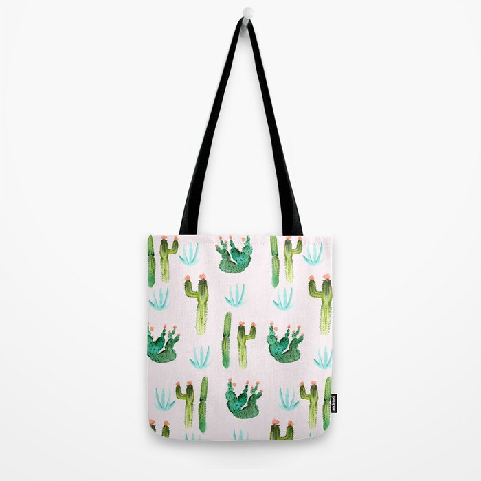 A Couple of Cacti Tote Bag