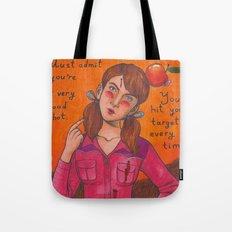 Gun Crazy Tote Bag