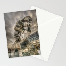 Steel horse Stationery Cards