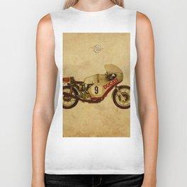701 number 9 Biker Tank