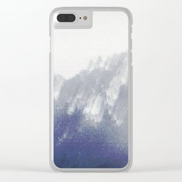 Experimental Photography#3 Clear iPhone Case