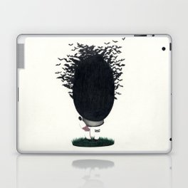 INSIDE MY HEAD Laptop & iPad Skin