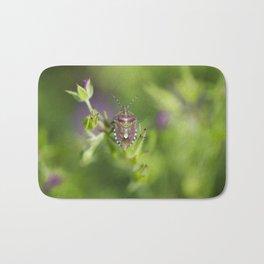 Spring bug Bath Mat