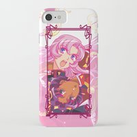 utena iPhone & iPod Cases featuring Utena La Filette Révolutionnaire by Neo Crystal Tokyo