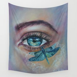 Self Realization Wall Tapestry