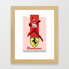 Sporting Legends - 1/7 Framed Art Print