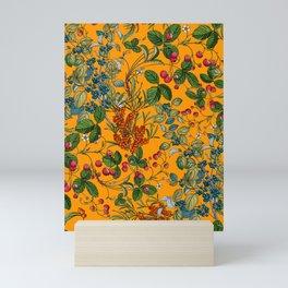 Vintage Garden VII Mini Art Print