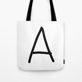 A LOVE Tote Bag