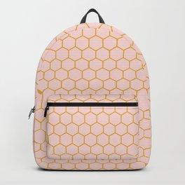 Hexed - honeycomb Backpack