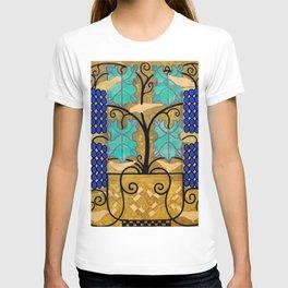 "Koloman (Kolo) Moser ""Vine tendrils, design for the altar frieze at the Steinhof Church in Vienna"" T-shirt"