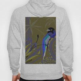 Tropical Bird Love Hoody