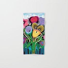 Dripping Gardens Hand & Bath Towel
