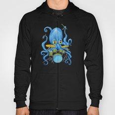 Octopus on Drums Hoody