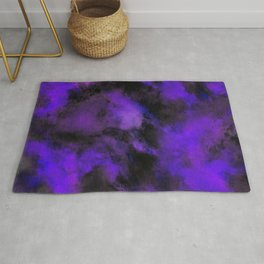 The blue saturation Rug