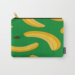 Banana fruit pattern Carry-All Pouch
