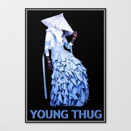 YOUNG THUG Canvas Print