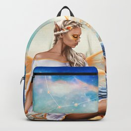 Virgo OC - 12 Zodiac Ladies Backpack
