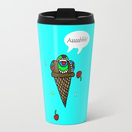 Eye Scream Anyone? Travel Mug