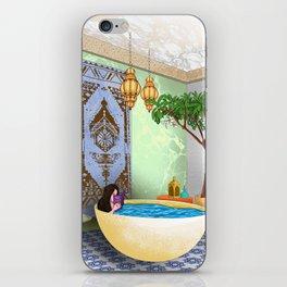 Bath v1 iPhone Skin