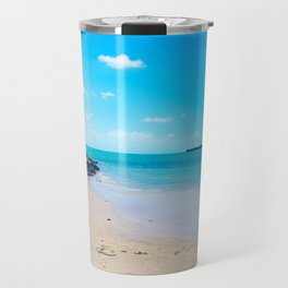 Seashore Serenity Travel Mug