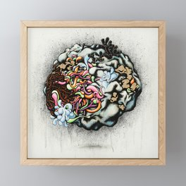 Isolating the Collective Unconscious Framed Mini Art Print