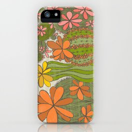 I Perhaps Owe Having Become a Painter...(Grow Free Series) iPhone Case