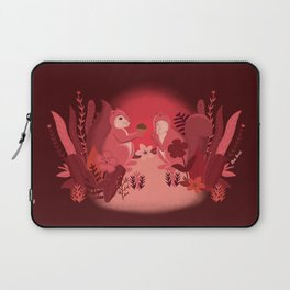 Squirrels in Love Laptop Sleeve