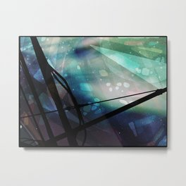 Wires #2 Metal Print