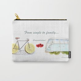 Our Love Journey Carry-All Pouch