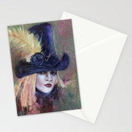 Stevie Nicks My Heart Stationery Cards
