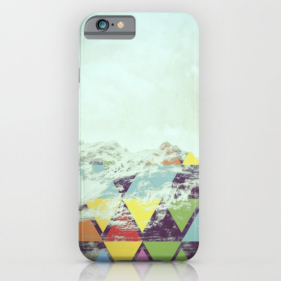 Triangle Mountain iPhone & iPod Case