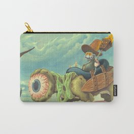 "The Search, 13""x24"" Carry-All Pouch"