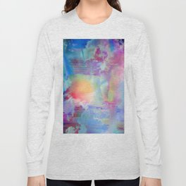 You Are entering a beautiful place called heaven  by Sherriofpalmsprings Long Sleeve T-shirt