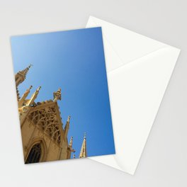Part of Lednice Castle Architecture Stationery Cards