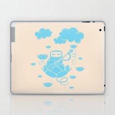 Lotus&Guitar Laptop & iPad Skin