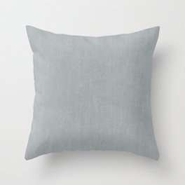 Smooth Concrete Throw Pillow