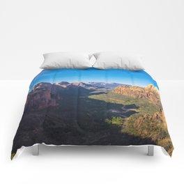 Angels Landing Comforters