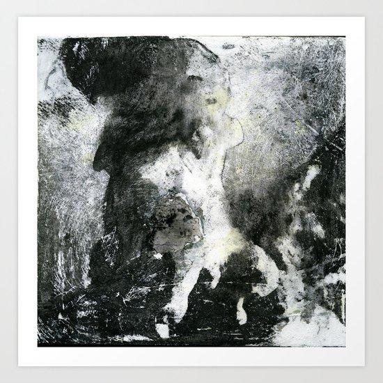 Pan Art Print