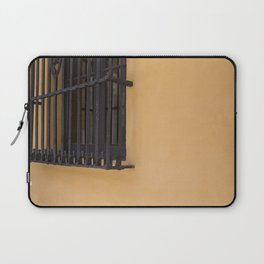 Orange Wall Laptop Sleeve